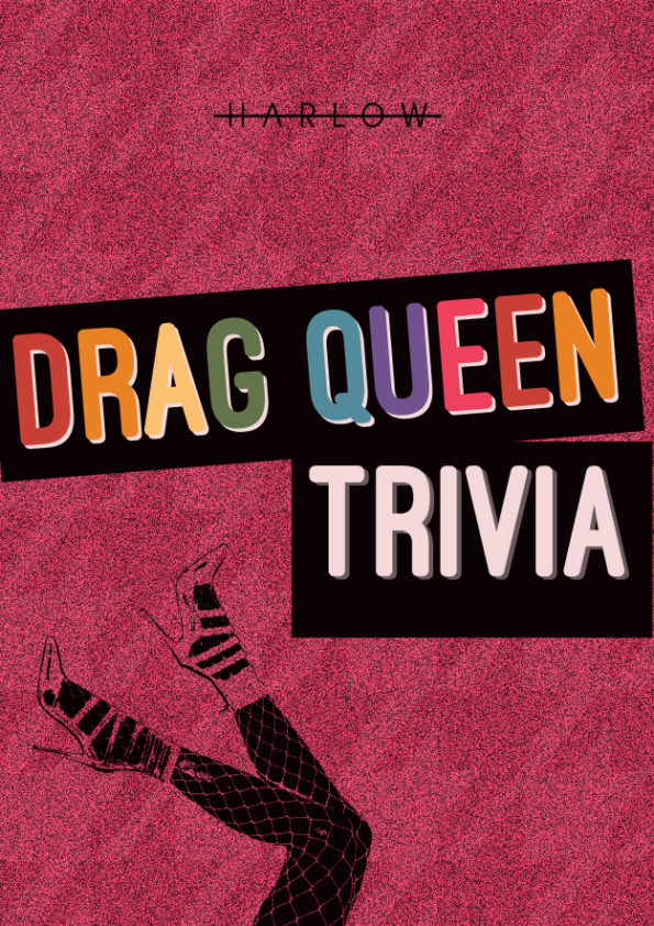 Drag queen trivia Harlow Bar Richmond